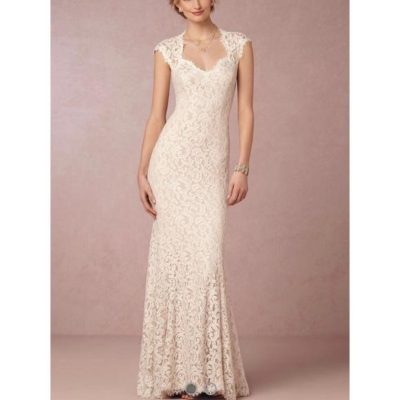 Free People Wedding Dress.Free People Bhldn Wedding Dress